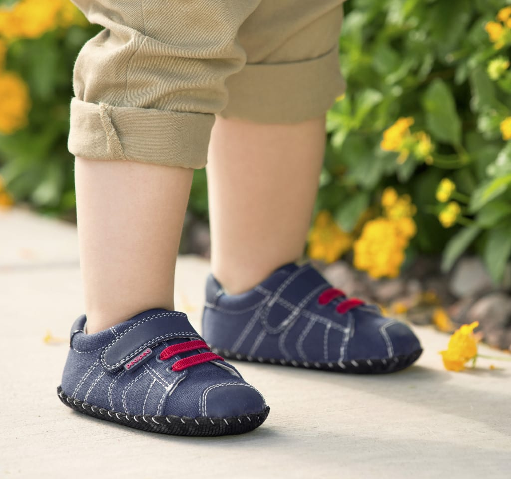 Pediped Originals Jake Navy shoes