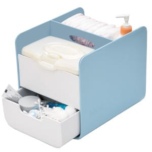 b. box diaper caddy