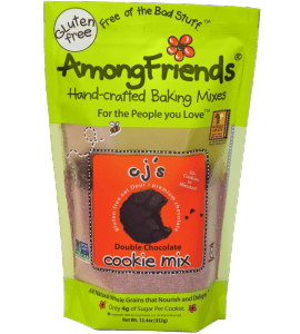 AF CJs Double Chocolate Chip Cookie mix